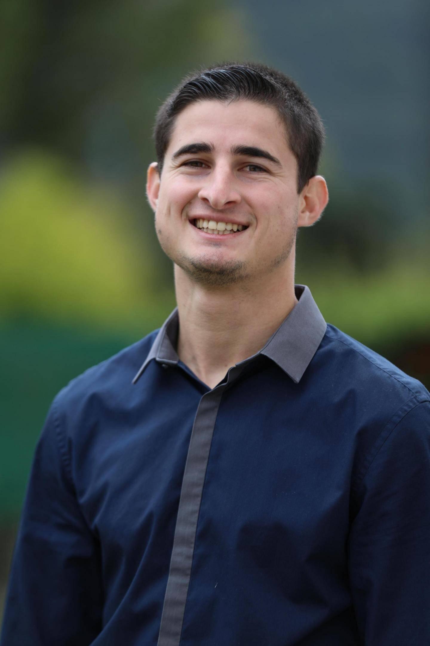 Yohan Laurito est le fondateur de Météo Varoise, un service météo pour professionnels et particuliers.