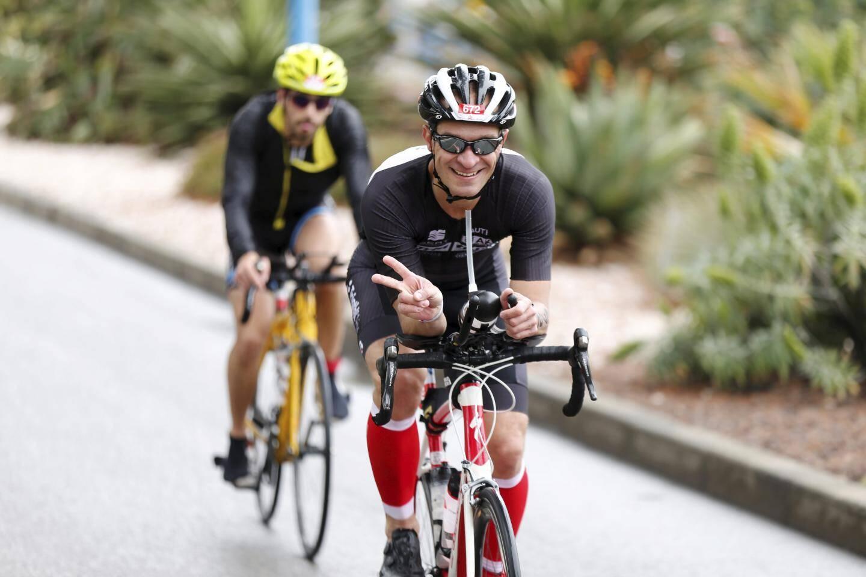 Deux distances à parcourir en vélo en fonction du parcours choisi: 47 et 90km.