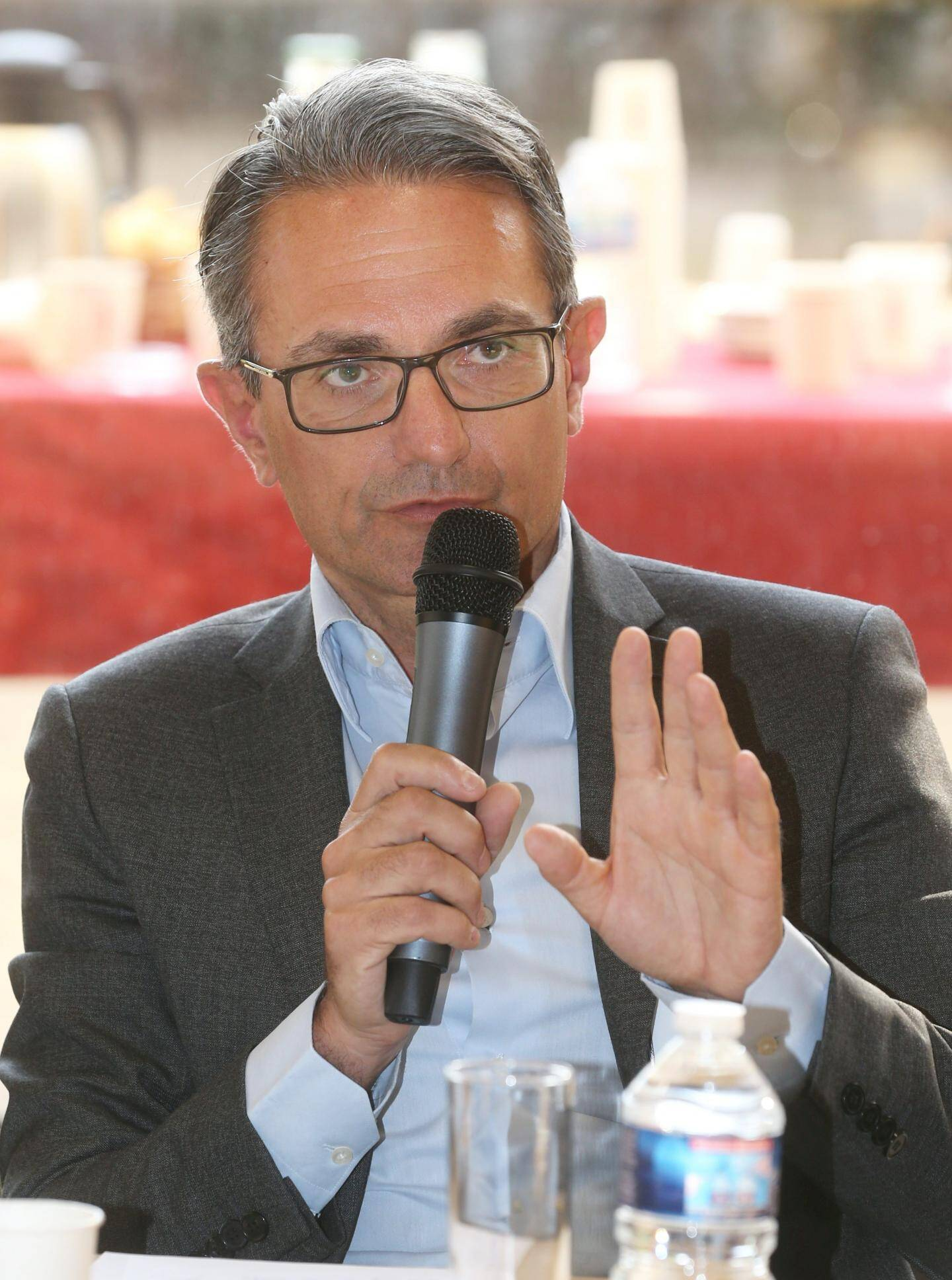 Dr Renaud Ferrier (URPS Médecins libéraux PACA)