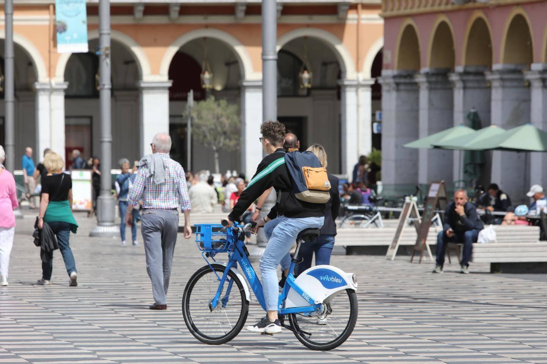 Où trouver un vélo en libre service dans Nice et ses alentours ?