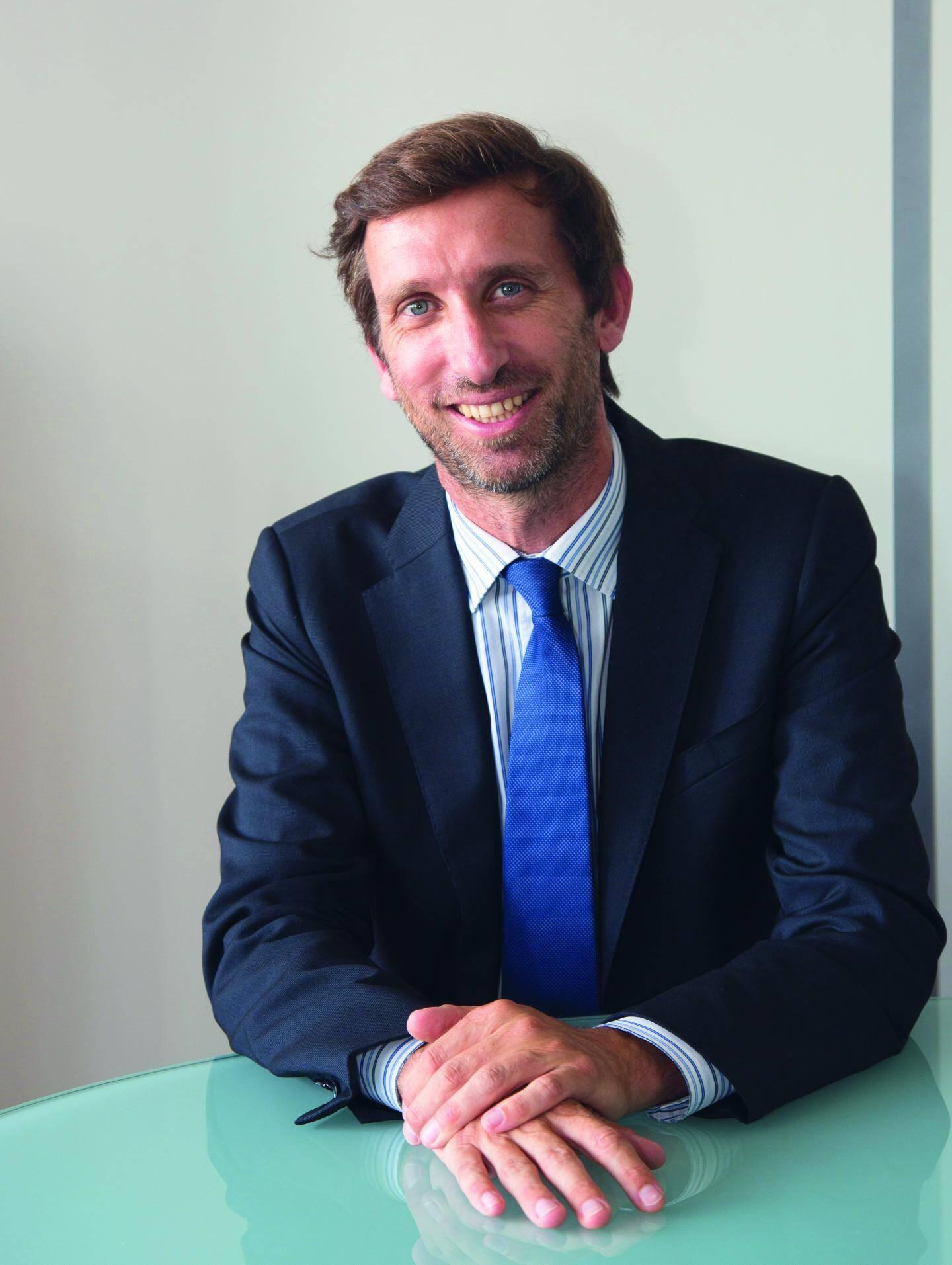 Jean Orlandini, directeur de la CAF du Var.