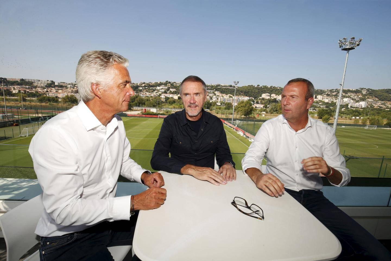 """""""On s'est rencontré à Monaco, avec Bob. Une personne très agréable. Comme tous les gens qui l'encadrent, c'est une personne simple, avec une approche très naturelle."""""""