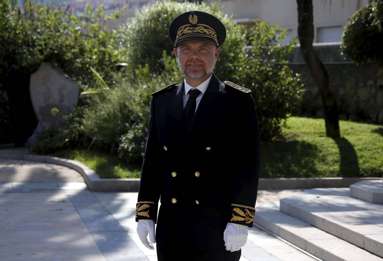 Le nouveau sous-préfet Nice-montagne Yoann Thoubans.