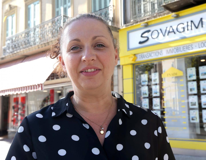 Marjolaine Mascré, de la Sovagim.