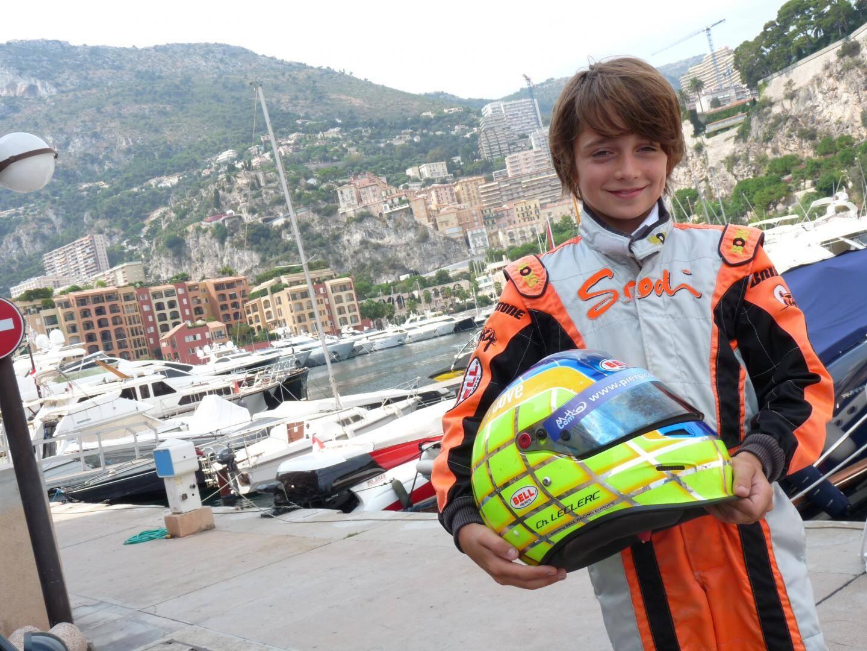 Depuis tout petit, le public de Monaco attendait sa victoire. Mission accomplie !