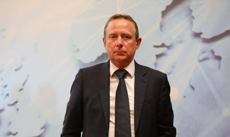 Jean-Charles Brisard est le président du Centre d'analyse du terrorisme.