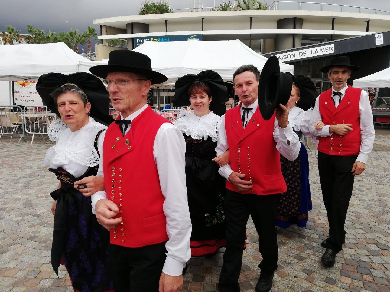 L'Alsace traditionnelle, c'est déjà une question de tenue.
