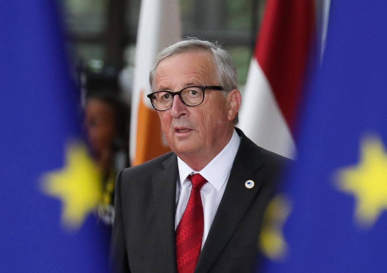 """Jean-Claude Juncker prévient: """"Pas de prolongation""""."""