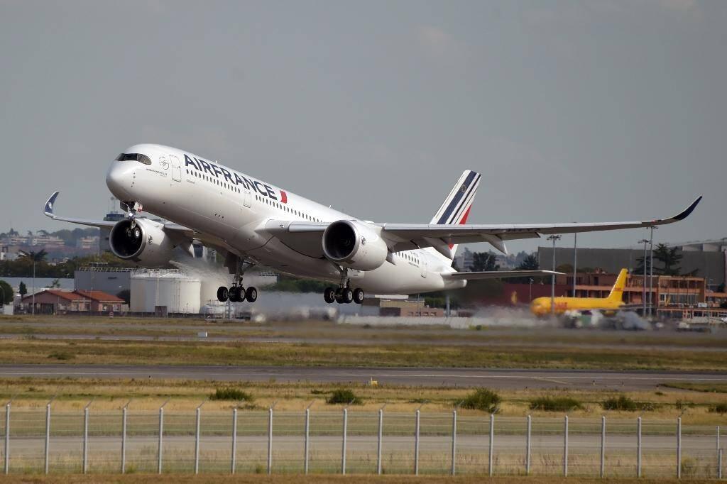 Les Airbus touchés par des taxes douanières punitives américaines