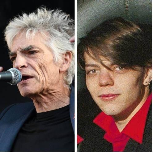 """Philippe Pascal a été retrouvé mort à son domicile rennais le 12 septembre dernier. Six ans après Daniel Darc, Laurent Sinclair (à droite ici époque Taxi Girl) est  """"mort du rock'n'roll"""" selon les propres mots de son fils Marlon..."""
