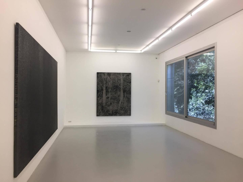 Salle dédiée au clair-obscur.