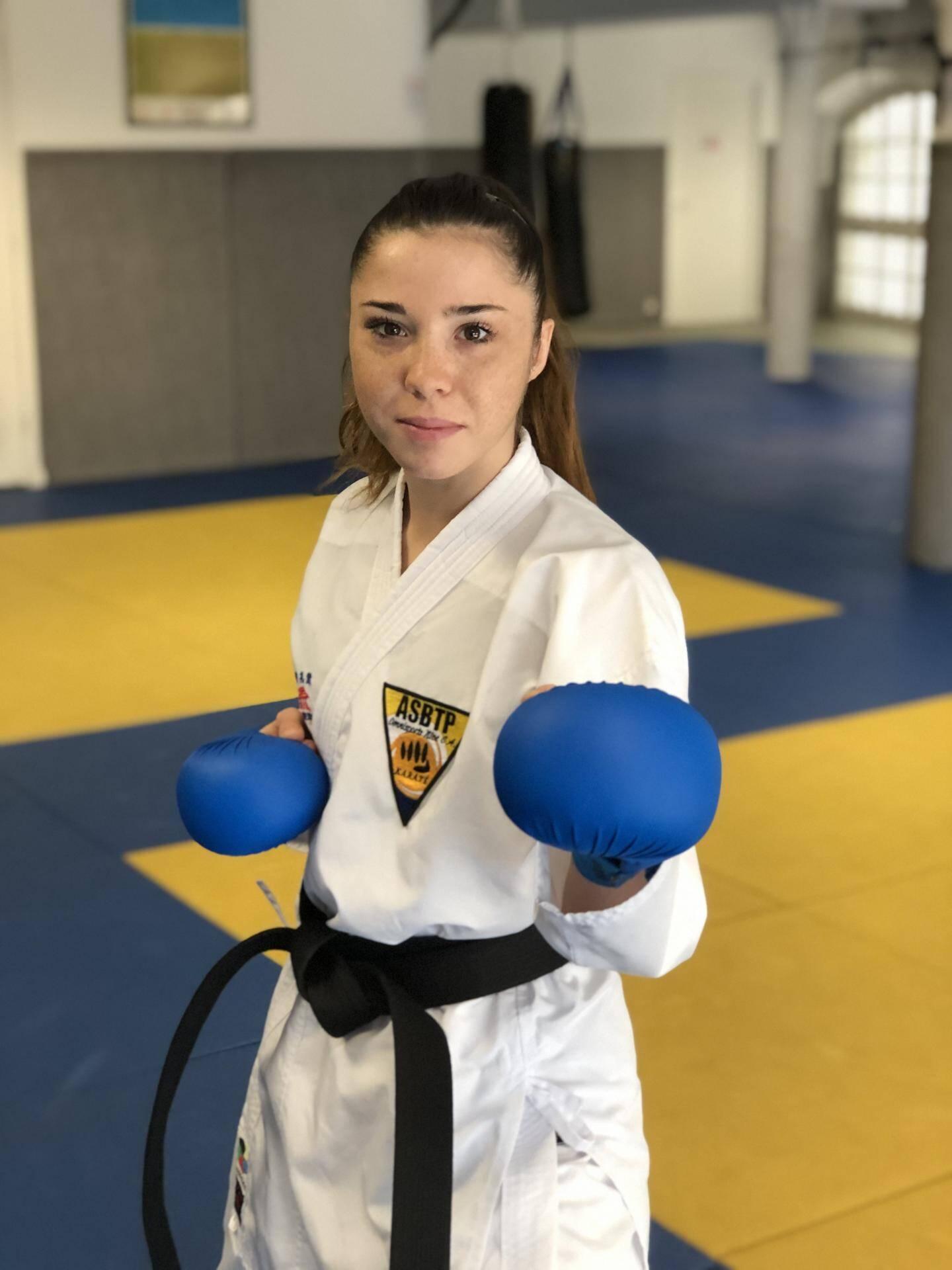 Après avoir grandi à La Garde-Freinet, May-Ly Picard s'entraîne désormais à l'ASBTP Nice, club qu'elle a rejoint il y a plus de huit ans.