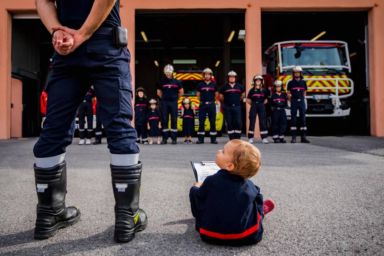 Les pompiers distribueront leur calendrier jusqu'à mi-janvier.