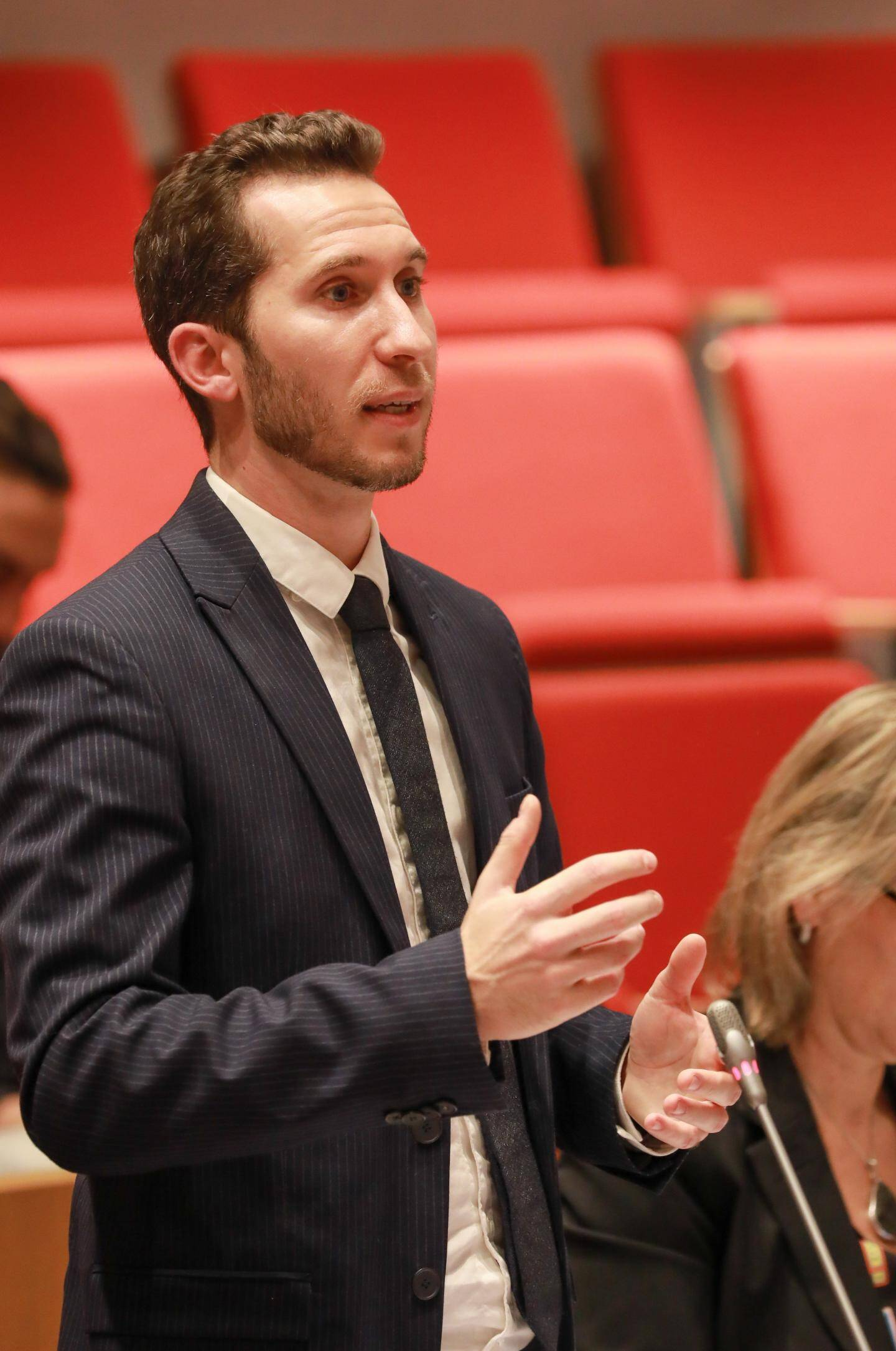 Marc Mourou, rapporteur de la proposition de loi.