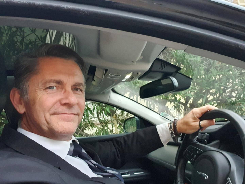 Florian, 54 ans, chauffeur VTC.