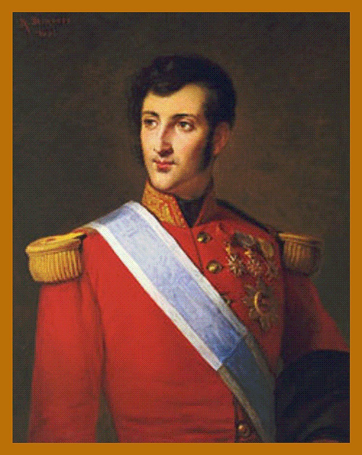 Le prince Honoré V.(DR)