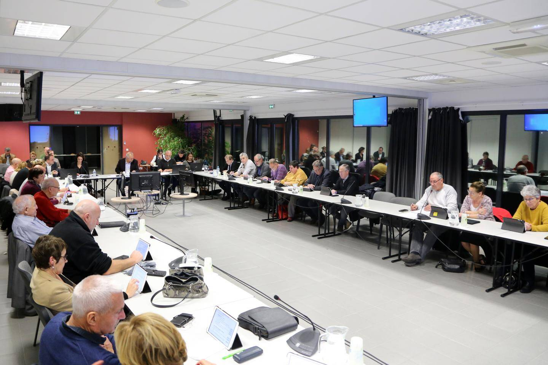 Les conseillers ont approuvé l'engagement de Cœur du Var dans le Contrat de transition écologique du massif et de la plaine des Maures.