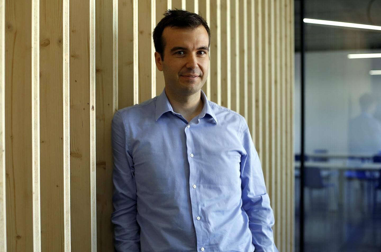 Fabrice Marquet, l'ancien directeur