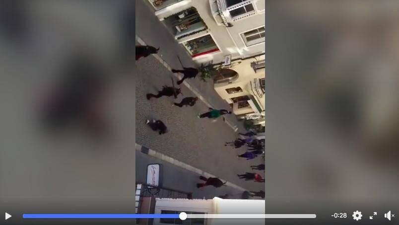 Capture d'écran Facebook prise le 10/12/2019