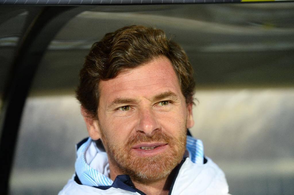 L'entraîneur de l'Olympique de Marseille Andre Villas Boas lors du match de L1 à Angers le 3 décembre 2019