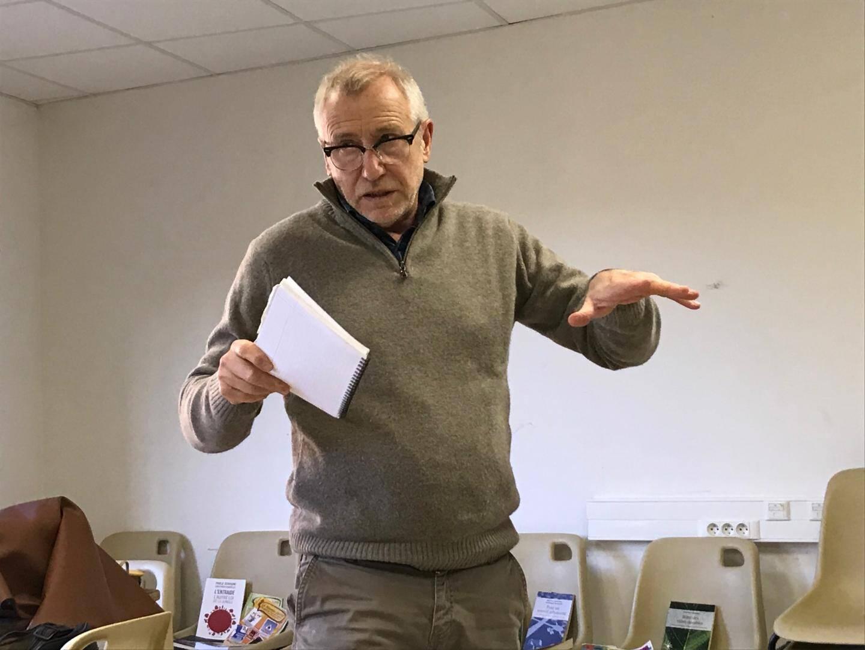 Jean, rapporteur d'un des groupes de travail. Il a 2 minutes pour présenter les propositions.