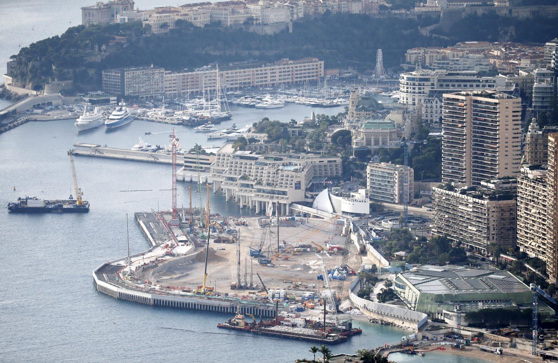Depuis mi-décembre, la Principauté de Monaco a gagné six hectares.