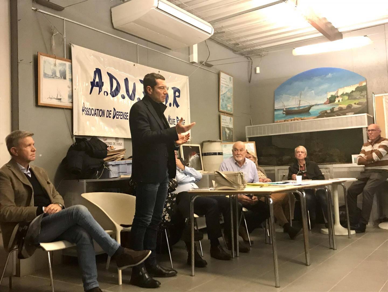 David Lisnard à André Revollon: «sur Gazagnaire, je croyais que nous étions tombés d'accord, j'ai découvert avec surprise que ce n'est pas le cas!»