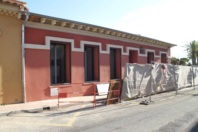 La villa Namouna est presque terminée.