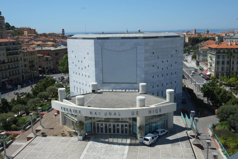 Le Théâtre national de Nice.