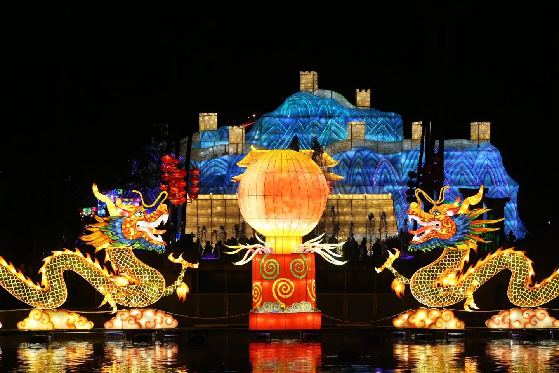 Hier, au parc Phœnix, le nouvel an chinois a commencé sous le signe du rat.