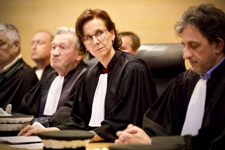 Dix-huitième rentrée solennelle, lundi, pour la présidente du tribunal de commerce, Karine Gigodot.