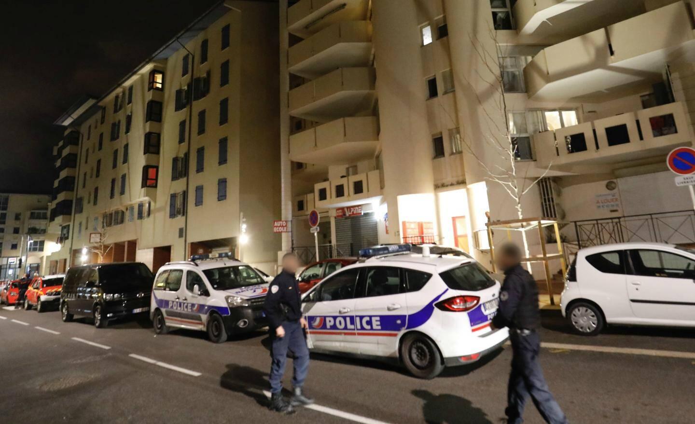Raid, Bac et pompiers étaient mobilisés mardi soir au cœur de La Bocca.