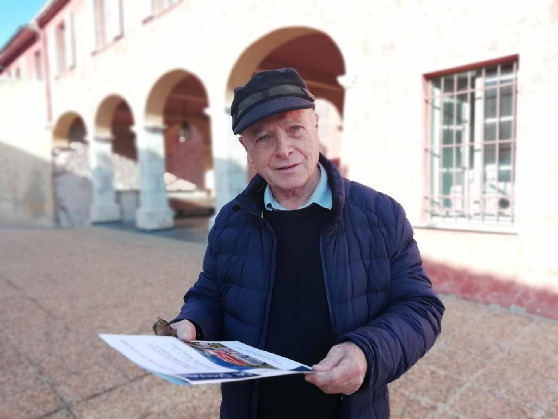 Jean-Louis Marques aide les mairies à monter leurs dossiers.