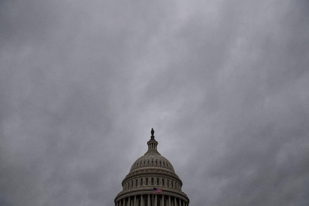 Le Capitole, siège du Congrès des Etats-Unis, à Washington le 31 octobre 2019