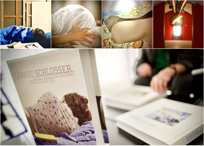 Des œuvres figuratives sensuelles et poétiques.
