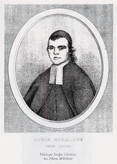 Le frère Léotade connu au bagne de Toulon comme Louis Bonnafous.