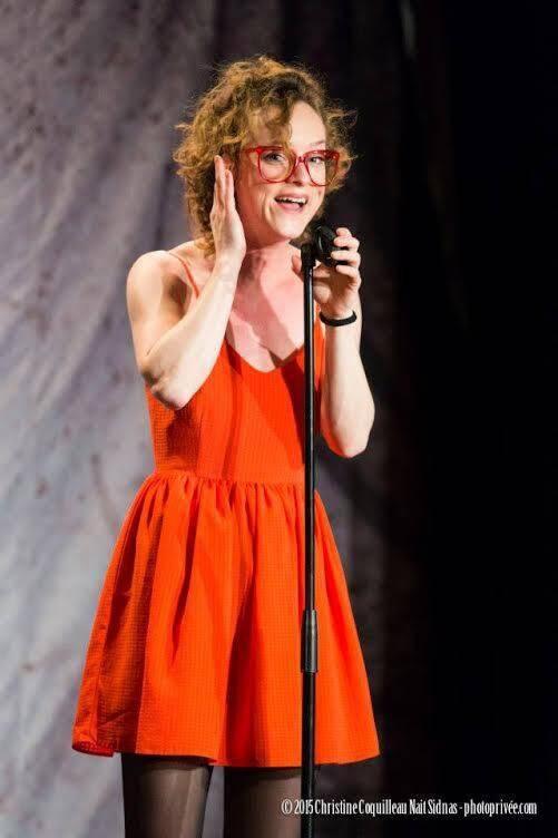 Julie Villers sera à l'affiche samedi 8 février à l'auditorium Chabran.
