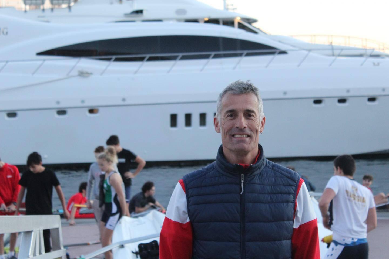 Daniel Fauché, tout sourire, espère ramener des médailles des championnats de France cette année encore.