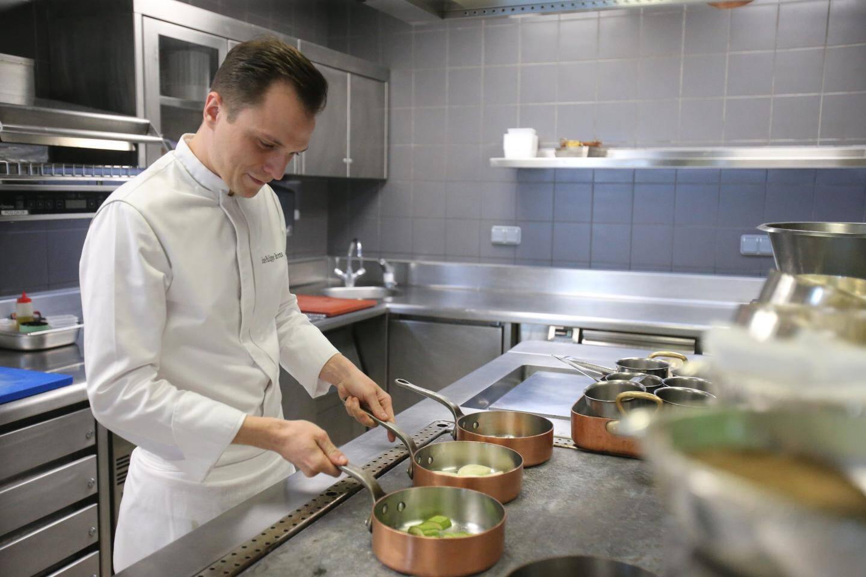 La cuisine, c'est toute sa vie. Et peu importe le résultat de l'émission, Jean-Philippe Berens est un incorrigible optimiste.