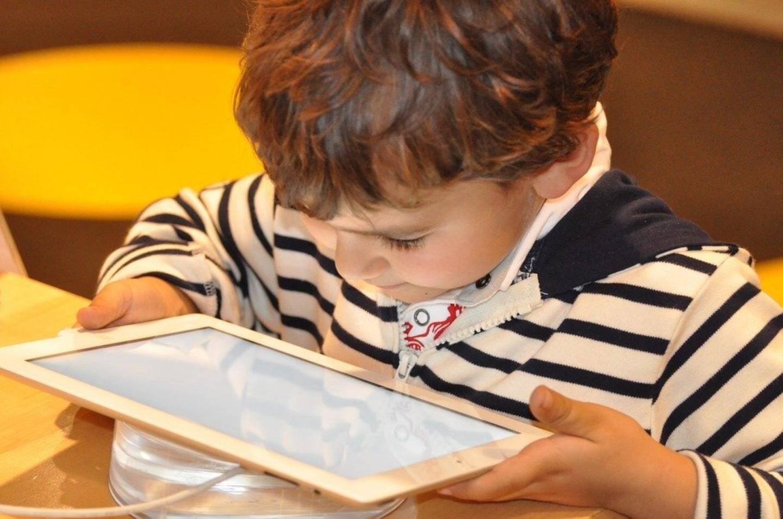 La tablette: de belles découvertes pour tous.