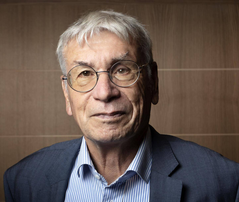 André Boyer, directeur de l'Ipag Nice.