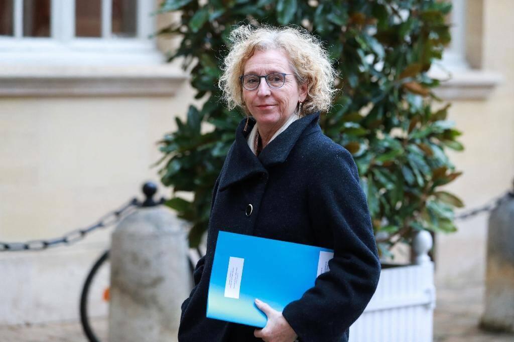 Muriel Pénicaud le 26 février 2020 à Paris.