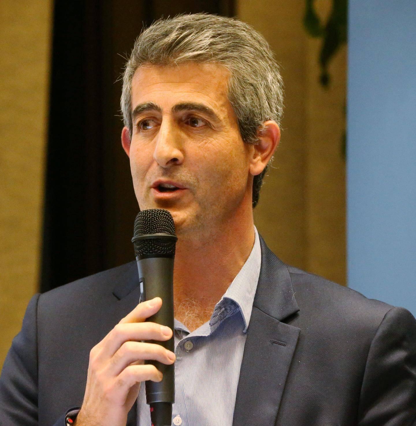 Laurent Saccomano, président de l'URPS médecins libéraux PACA.