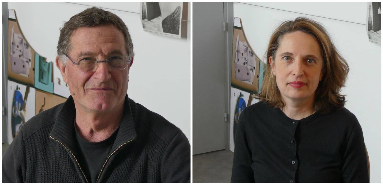 François Bollone et Ella Perrier.