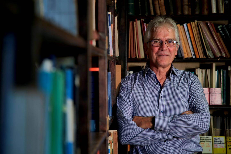 Jean-Pierre Gattuso, directeur de recherche (CNRS) au laboratoire océanologique de villefranche-sur-mer: