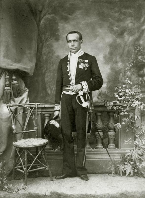 François Malausséna fut le premier maire de Nice française, une avenue porte toujours son nom au cœur de la ville.
