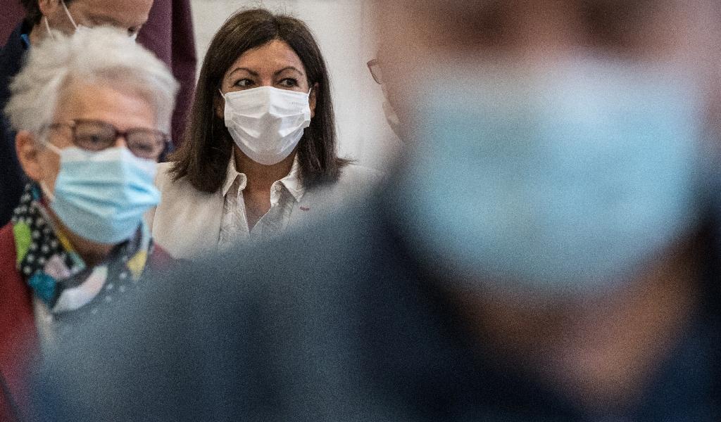 Anne Hidalgo le 28 juin 2020 à Paris