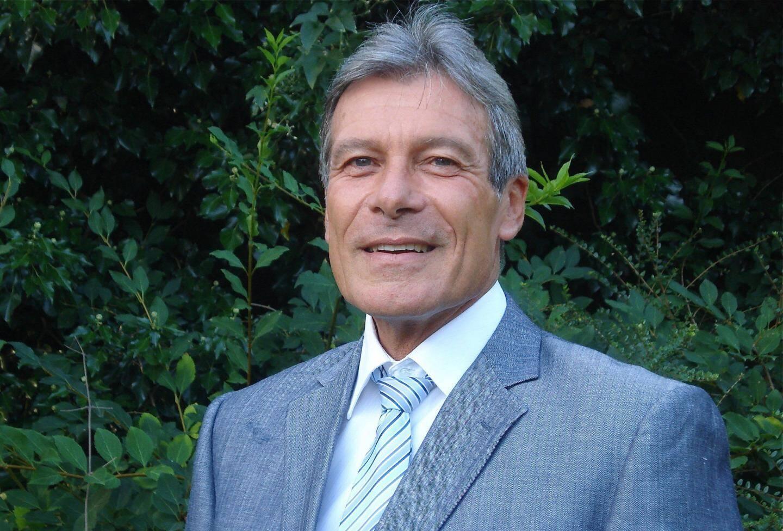 Le maire sortant, Claude Blanc