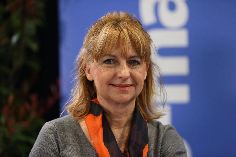 La maire sortante de Vence, Catherine Le Lan