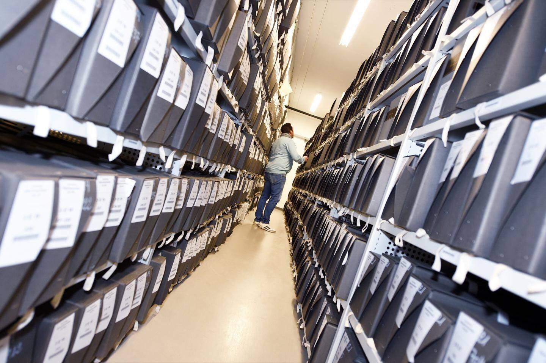 La collecte des documents de tous supports n'est pas limitée dans le temps.